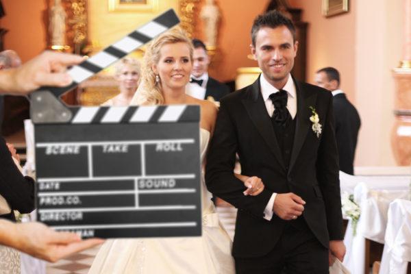 Fami fotografia ślubna dla wymagających Kompleksowa Obsługa Film Video Klip z Ceremonii Ślubnej Ślubu