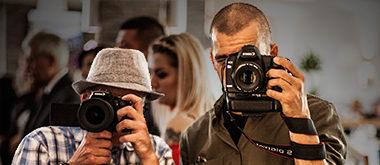 Fami fotografia ślubna dla wymagających O fotografach filmowcach operatorach