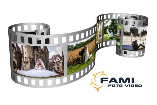Fami fotografia ślubna dla wymagających Kompleksowa Obsługa Film Video Klip Plenerowy Nowożeńców
