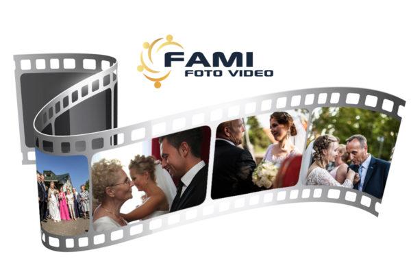 Fami fotografia ślubna dla wymagających Kompleksowa Obsługa Video z Podziękowań dla rodziców