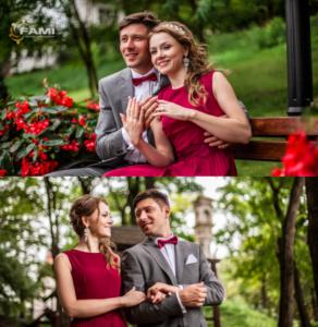 Fami fotografia ślubna dla wymagających Realizacje Ślubne Weselne Pary Młodej