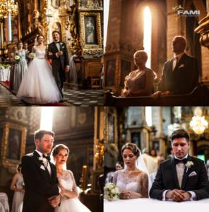 Fami fotografia ślubna dla wymagających Realizacje Ślubne Weselne Pary Młodej Ślub