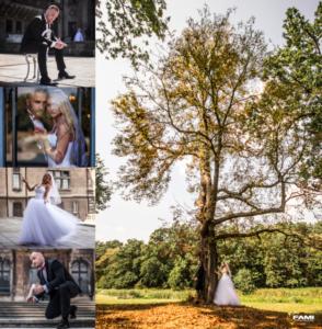 Fami fotografia ślubna dla wymagających Realizacje Ślubne Weselne Ślub Sesja Ślubna Plener