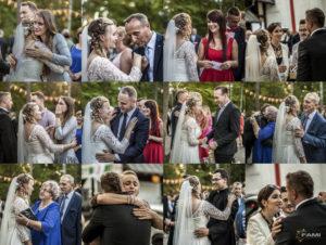 Fami fotografia ślubna dla wymagających Realizacje Ślubne Weselne Ślub Sesja z Gratulacji dla Pary Młodej