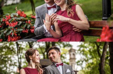 Fami fotografia ślubna dla wymagających Realizacje Ślubne Zdjęcia Młodej Pary